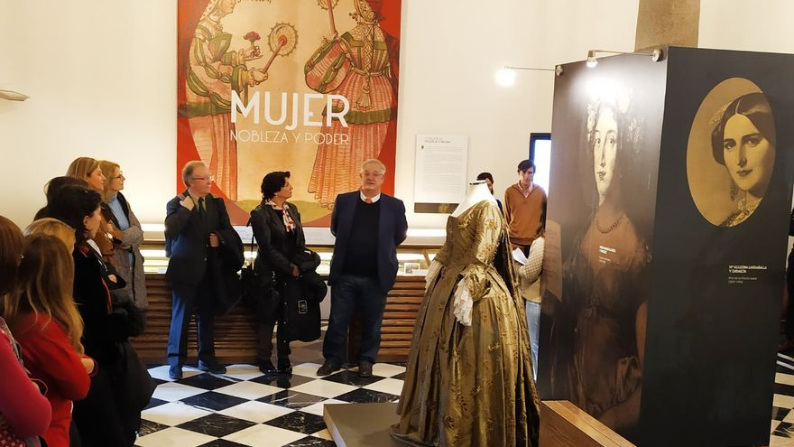 Mujer, nobleza y poder, exposición en Toledo