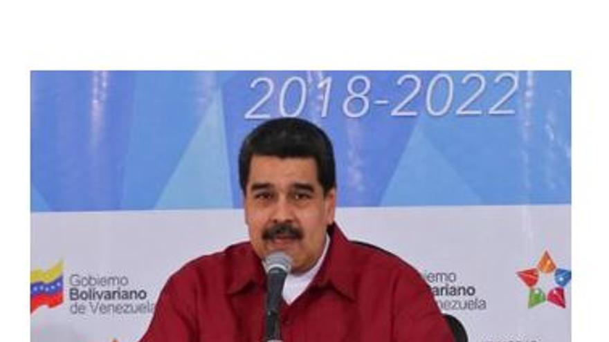 Maduro prohíbe los partidos