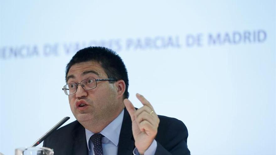 El Ayuntamiento de Madrid incumplió en 233 millones la regla de gasto en 2016