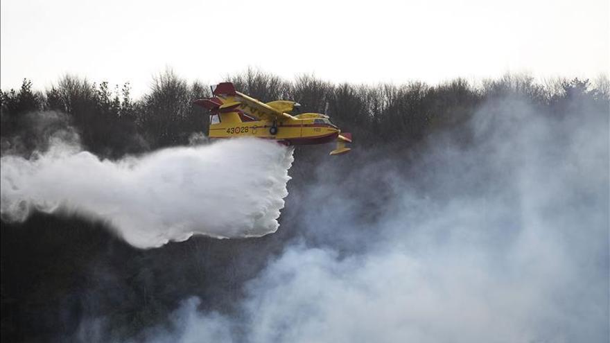 Siguen activos 18 incendios, sin riesgo para la población