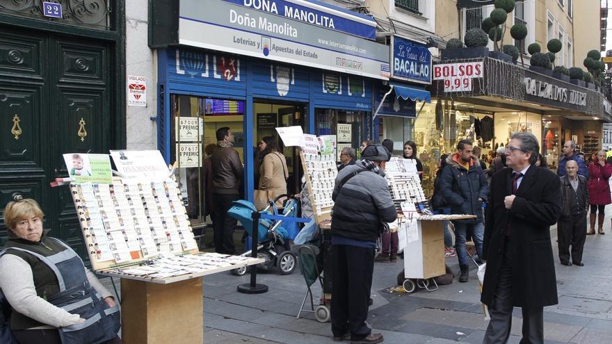 Cada cántabro gastará 73,2 euros de media en Lotería de Navidad este año, 10 euros más que la media