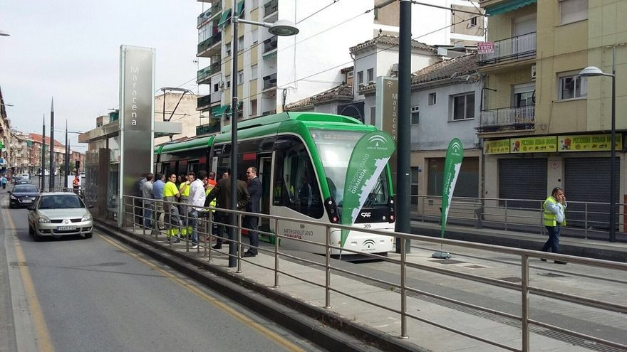 La Agencia de Obra Pública asume las competencias de gestión del metro de Granada