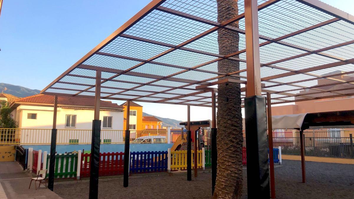 Centro de Educación de Infantil y Primaria (CEIP) San Antonio (Breña Baja).