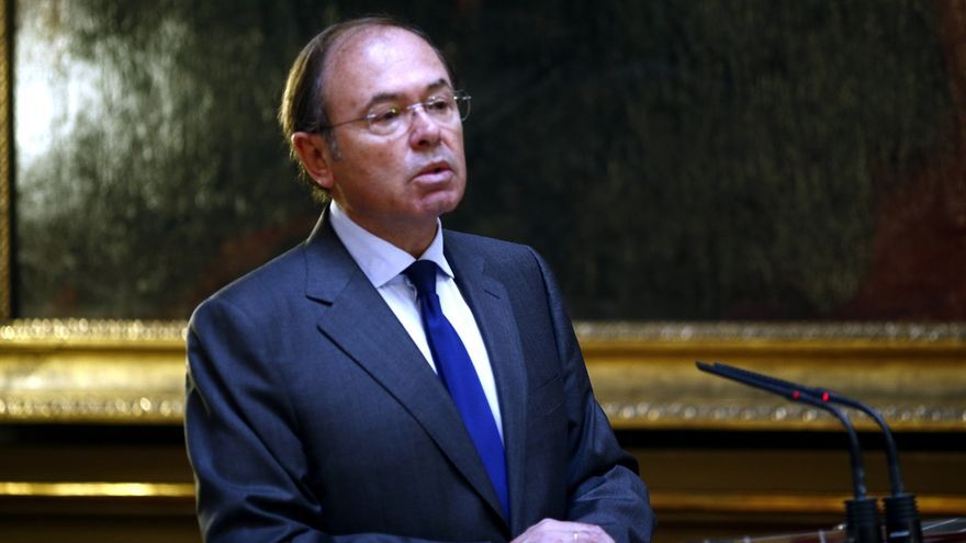 García-Escudero abre la puerta a reducir el número de senadores en la próxima legislatura