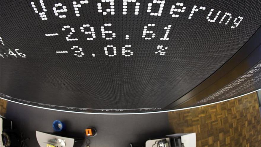 La Bolsa de Fráncfort sube un 0,28 por ciento en la apertura