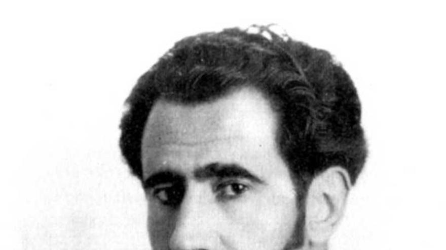 Ramón Acín, fusilado el 6 de agosto de 1936