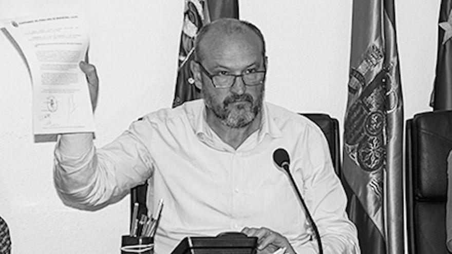 Josep Femenía, alcalde de Poble Nou de Benitatxell