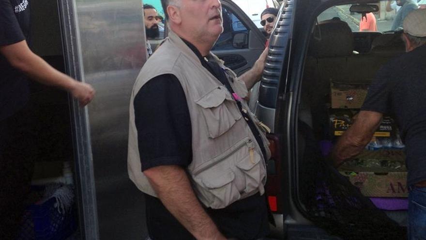 Contratan al cocinero español José Andrés para distribuir comida en Puerto Rico