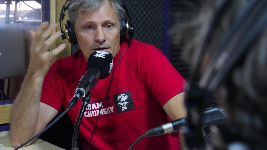 Viggo Mortensen en Carne Cruda