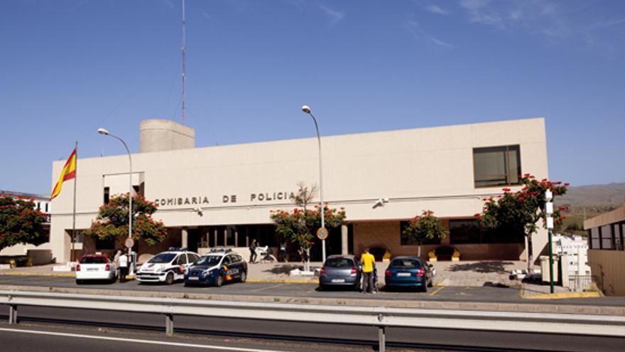 Comisaría de Maspalomas (Policía.es)