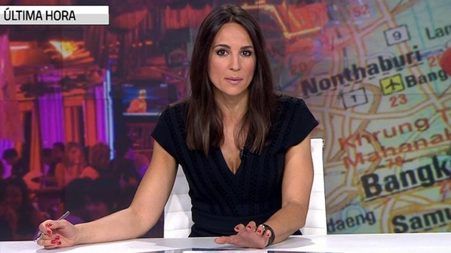 La última muerte en 'La embajada' se 'cuela' a Antena 3 Noticias
