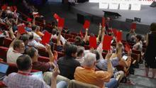 La composición de la nueva ejecutiva de Comisiones Obreras enfrenta al sindicato