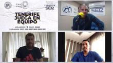 El programa se emitió por Radio Club Tenerife de la Cadena SER.