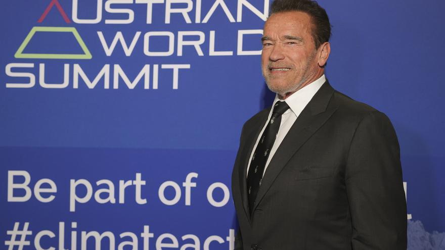 Schwarzenegger vuelve a su Austria natal para luchar contra cambio climático