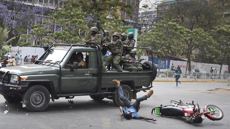 """El Gobierno de Kenia prohíbe las manifestaciones por una """"escalada de ilegalidad"""""""