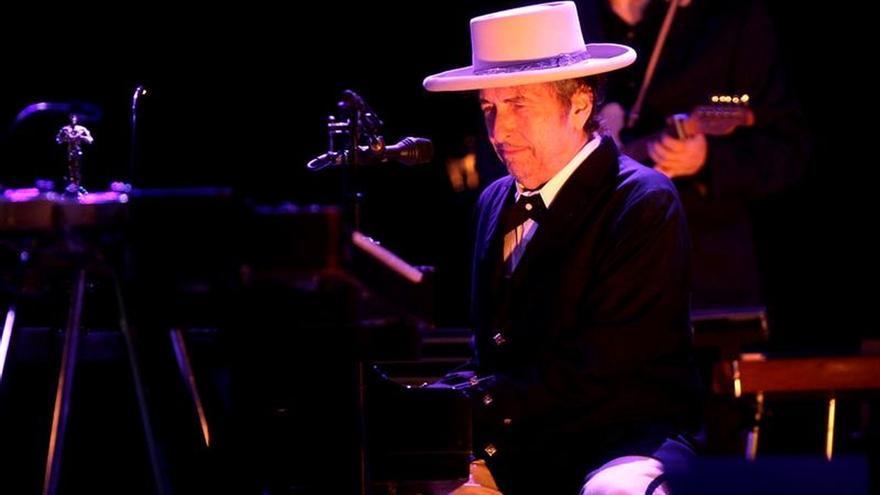 Dylan, en Estocolmo para dos conciertos y recoger su Nobel de Literatura