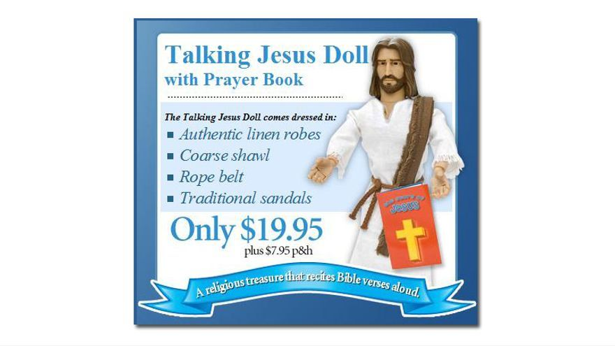 JESUS DOLL