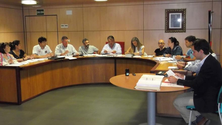 PRC-PSOE saca adelante la aprobación inicial del presupuesto para este año, que asciende a 9,7 millones