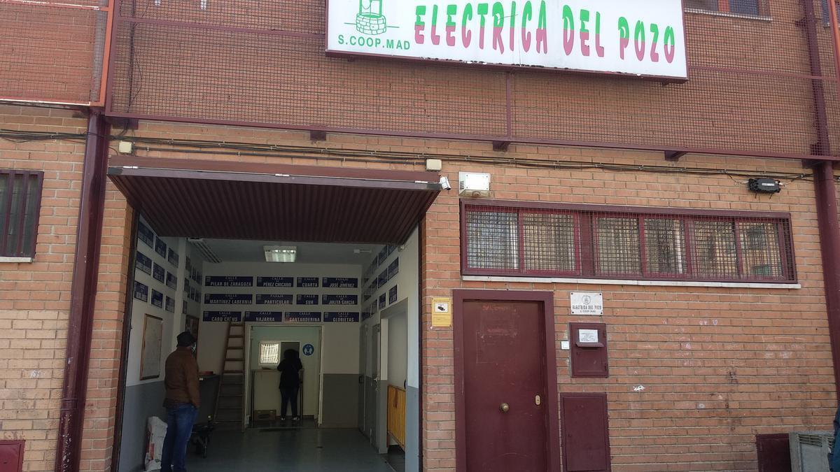 Cooperativa Eléctrica del Pozo, la aldea gala de la energía en un barrio de Madrid.