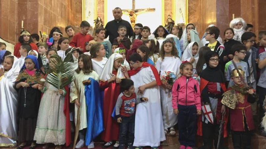 Fiesta de 'Holywins' celebrada en Ceuta /Foto: obispado de Cádiz y Ceuta
