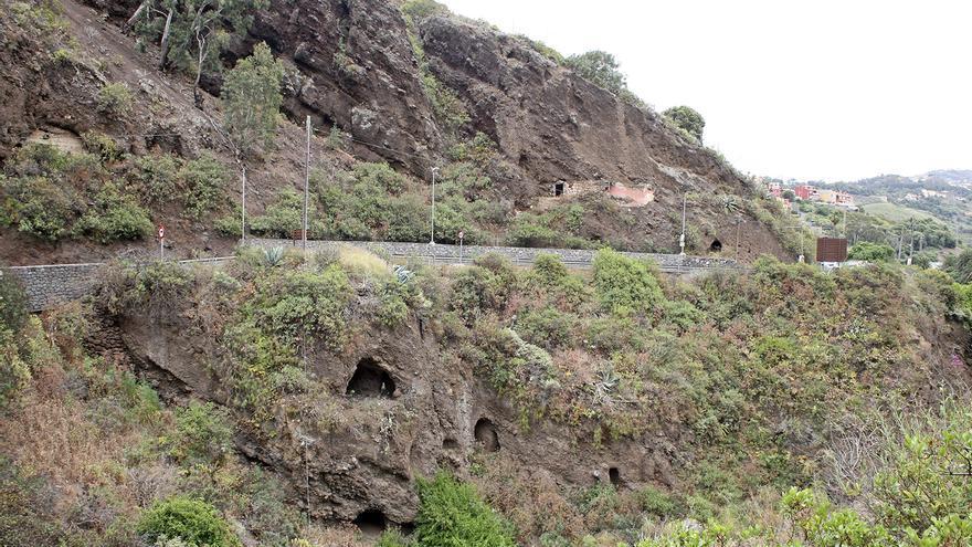 El barrio de La Angostura, conocido en 1936 como La Rusia Chica. (ALEJANDRO RAMOS)