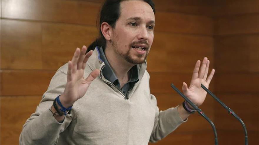 El Consejo Ciudadano de Podemos se reunirá el próximo domingo en Madrid