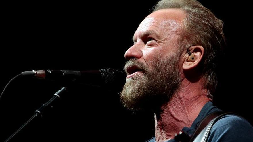 El concierto de Sting agota sus entradas en la reapertura de la sala Bataclan