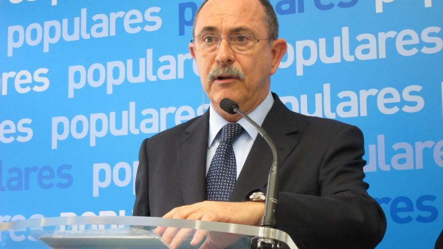 """Martín de Marcos (PPN) dice que """"es muy loable"""" que Aznar """"vuelva a la política si tiene algo que aportar"""""""