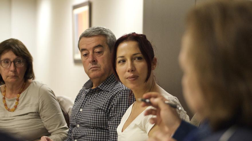 Patricia Hernández, candidata a la Presidencia del Gobierno de Canarias