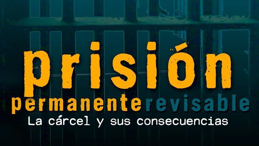 Imagen del cartel de la charla organizada por APDHA