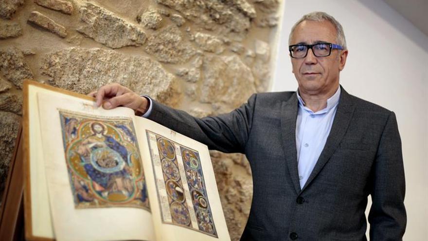 España expone en Líbano facsímiles de los más valiosos manuscritos europeos