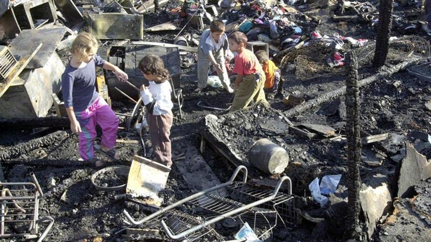 Un 98 % de los gitanos españoles vive en la pobreza, según un informe de la UE