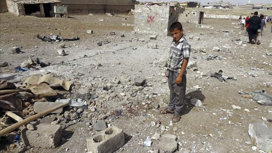 Al menos 22 muertos y 100 heridos en una ola de atentados en Bagdad
