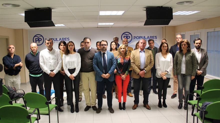 Comité de Dirección del PP de Canarias.
