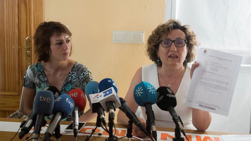 Juana Rivas formalizará hoy su petición de amparo ante el Constitucional
