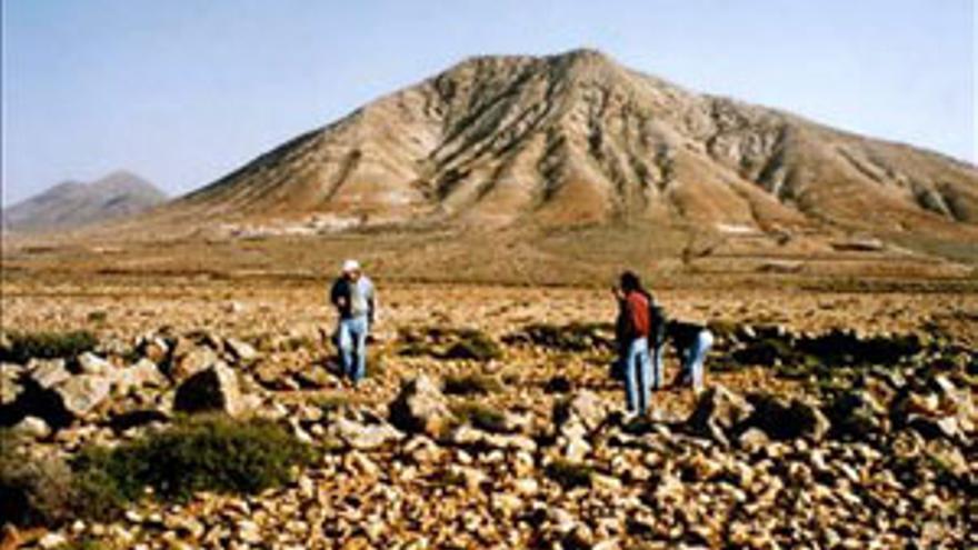Montaña de Tindaya. (CANARIAS AHORA)