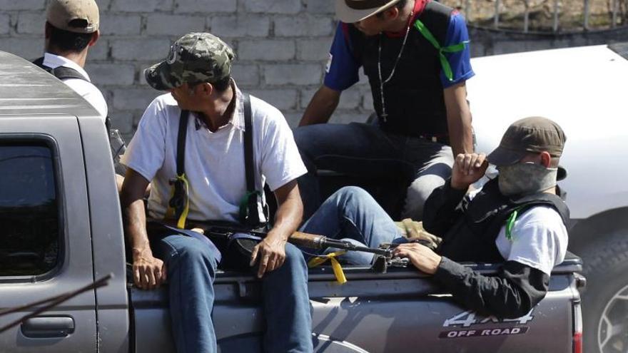 El Gobierno de México da un paso hacia la regularización de las autodefensas