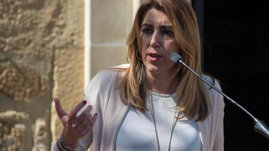 Díaz y la mayoría de barones irán al Comité del PSOE que ratificará la moción