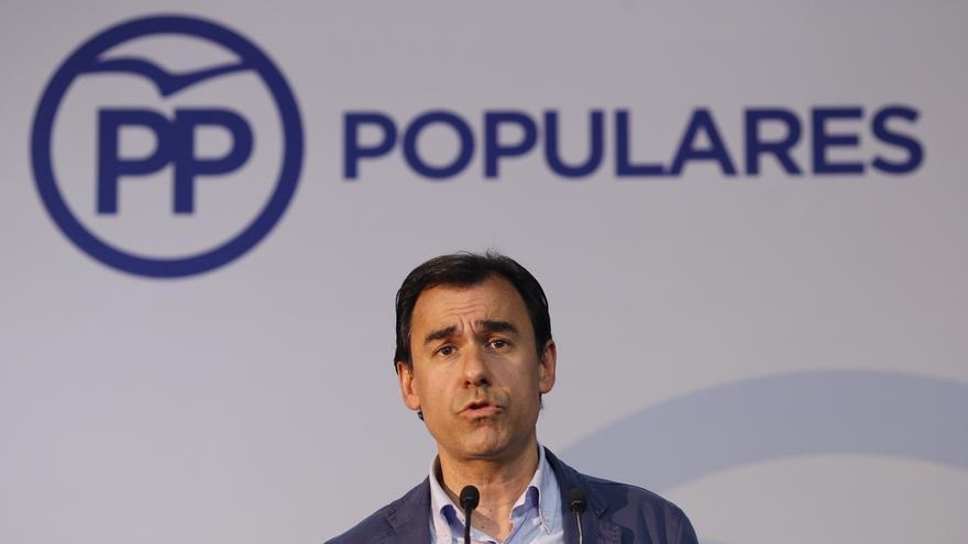 Martínez-Maíllo reconoce que lo más sensato es que de la Serna no hubiese continuado la campaña ni en las listas el PP