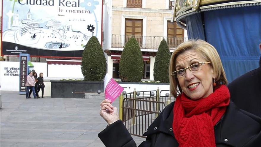 Rosa Díez asegura que es vergonzosa la situación que ocupa España en transparencia