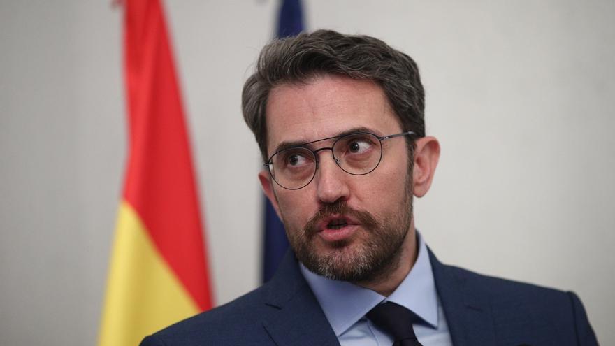 """Iglesias pide la dimisión """"inmediata"""" de Máxim Huerta tras la condena por fraude fiscal"""