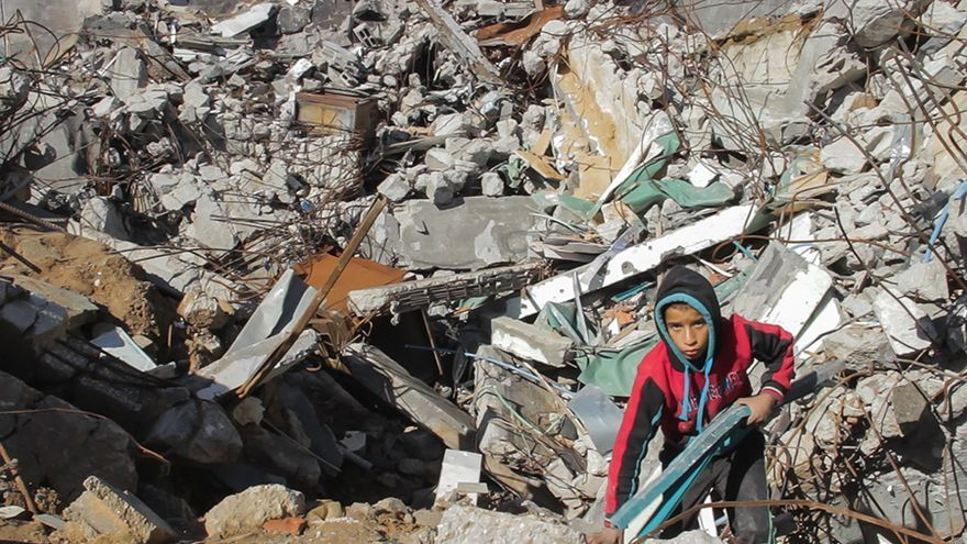 'Gaza', de Carles Bover y Julio Pérez del Campo
