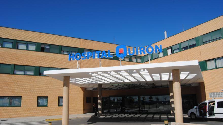 Hospial del grupo Quirón en Torrevieja (Alicante)
