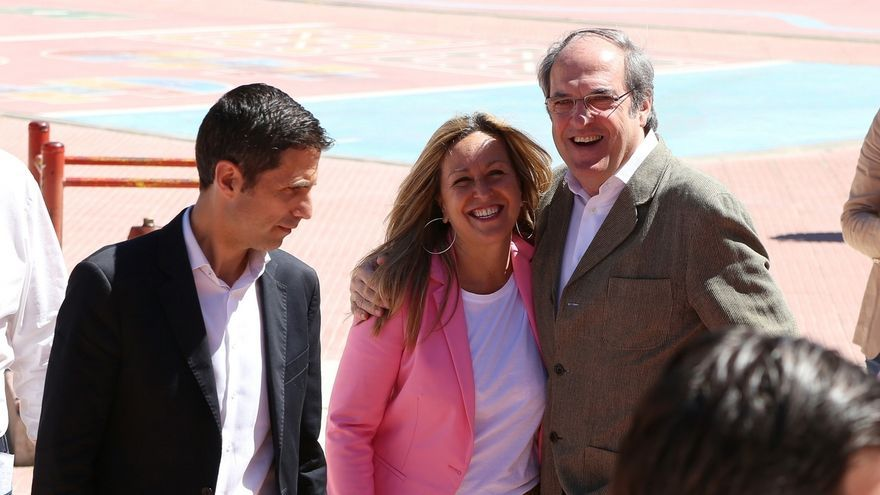 Gabilondo dice que el PSOE es el partido que tiene posibilidades de ganar y de tener una mayoría
