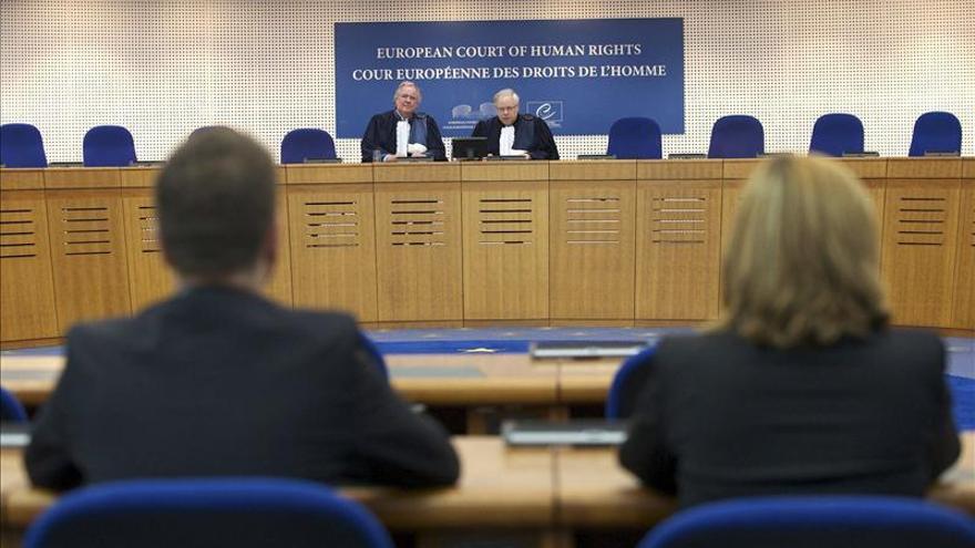 España comunica a Estrasburgo que no indemnizará a la etarra Del Río