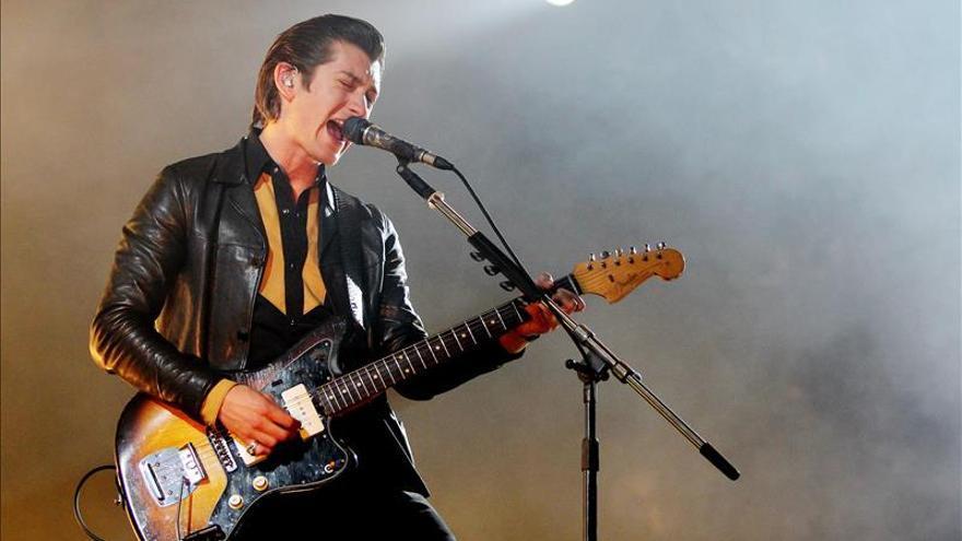 La Metamorfosis de Arctic Monkeys aterriza en Bogotá