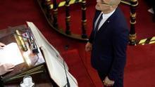 """Los letrados del Senado consideran """"indudable"""" que Romeva debe ser suspendido"""