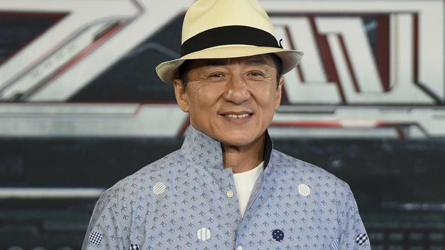 El Museo Nacional taiwanés retira obras chinas donadas por Jackie Chan tras numerosas protestas