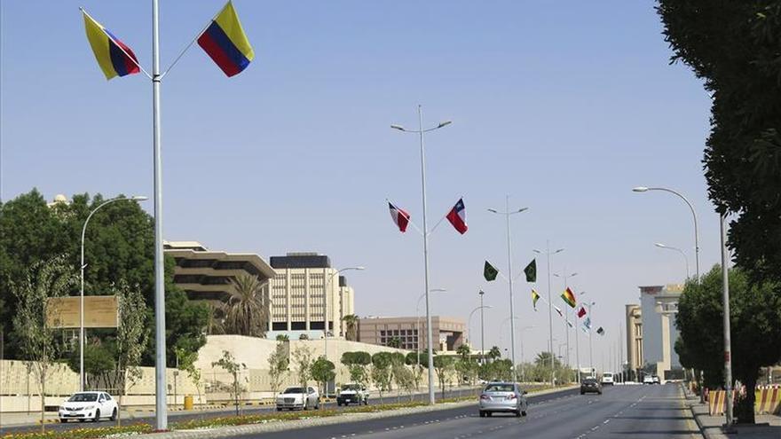 Líderes árabes y suramericanos llegan a Riad para la cumbre América del Sur y Países Árabes (ASPA)