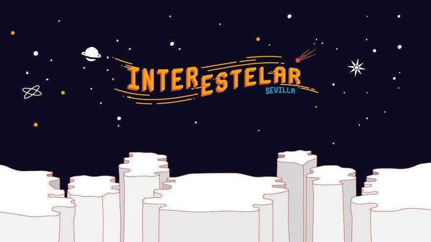 Cartel del Interestellar 2016